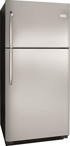 Frigidaire FFTR2021QS Top Freezer Refrigerator Stainless product image