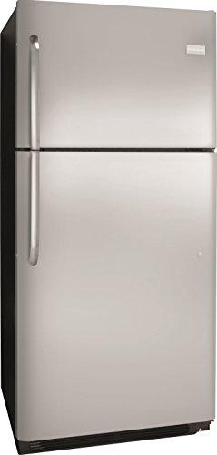Frigidaire FFTR2021QS Top Freezer Refrigerator Stainless