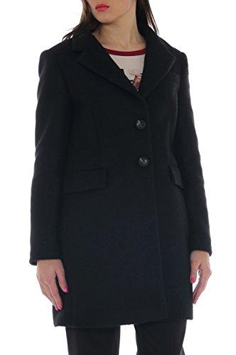 100% Fashion Paris - Abrigo - para mujer negro
