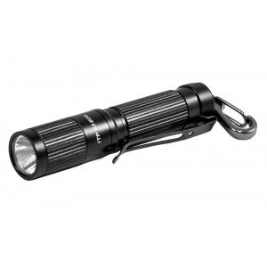 ITP A3 EOS 150 Lumen 3 Outputs and Strobe CREE XP-G2 LED Keychain Flashlight 2016 Edition 1X AAA battery (Not ()