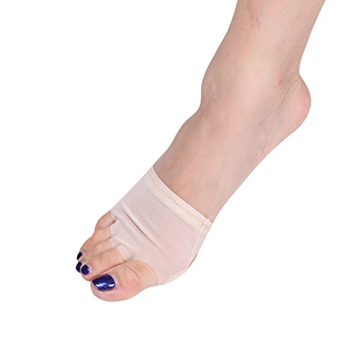 UPRIVER Shoes GALLERY Moden Fitness Pads Thong Dance Nude Lyrical Paw Foot Ballet rHrgA