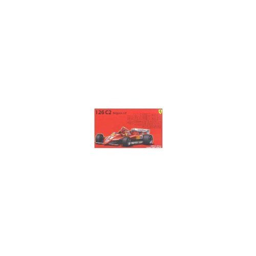 1/20 Ferrari 126C2 Belgium GP (Model Car) (japan import)