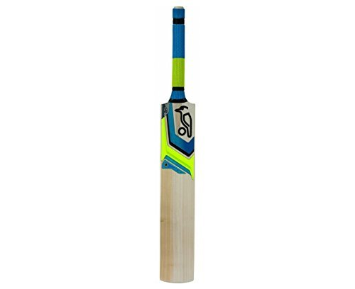 Kookaburra Verve 600 Cricket Bat - Blue, Short Handle by Kookaburra by Kookaburra
