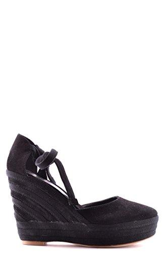 Malo Femme Suède Compensées Noir MCBI196003O Chaussures OwHBTxOq