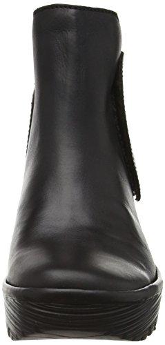 FLY LondonYogi - botas Mujer Negro (Black 059)
