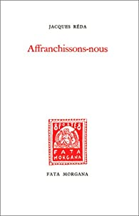 Book's Cover ofAffranchissons-nous