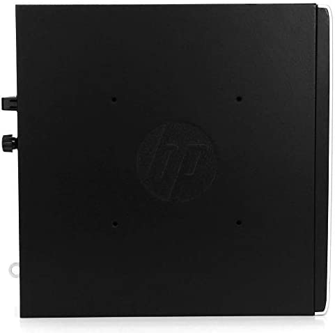 "HP Elite 8300 Ultra Small Form PC Desktop Computer, Intel Quad Core i5, 8GB RAM, 256GB SSD, Windows 10, New 23.6"" FHD LED Monitor, New 16GB Flash Drive, Wireless Keyboard & Mouse, DVD, WiFi (Renewed)"