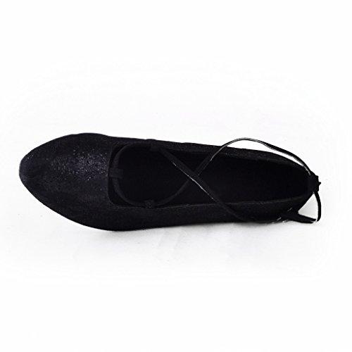 Damen Dance Pumps Jig Schuhe Foo Ugp5qw