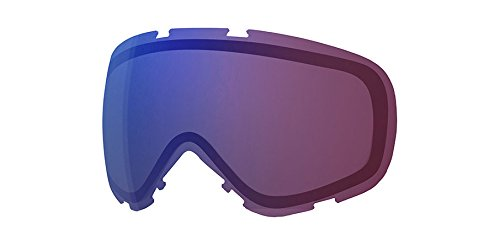 Smith PHENOM TURBO FAN Replacement Lens (CHROMAPOP PHOTOCHROMIC ROSE FLASH) by Smith Optics