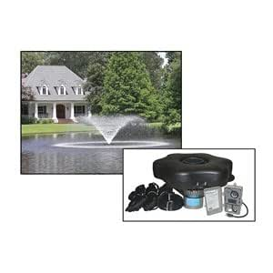 Kasco 3400-VFX Aerating Fountain with 100' Cord