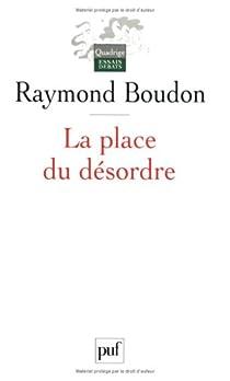 La place du désordre par Boudon