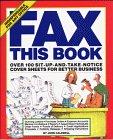 Fax This Book, John Caldwell, 0894808079