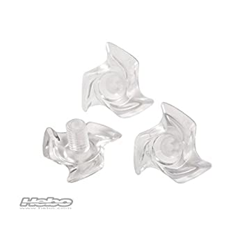 HEBO - HCR0551 : Recambio 3 tornillos visera casco PEAK FIBRA - RAPTOR CARBON