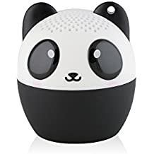 My Audio Pet Gen 1 Mini Bluetooth Animal Wireless Speaker with Powerful Rich Room-filling Sound - 3W audio driver - Remote Selfie Function - for iPhone/iPad/iPod/Samsung/HTC/Tablets - PANDAmonium