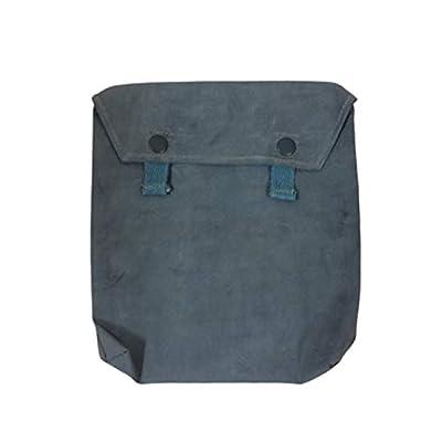 warreplica WWII German M31 Gas Mask Cape Carry Bag Rubberized by warreplica