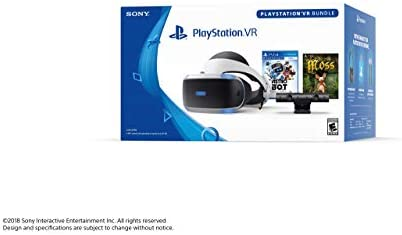 MOSS Bundle BRAND NEW Sony PlayStation VR ASTRO Bot Rescue Mission