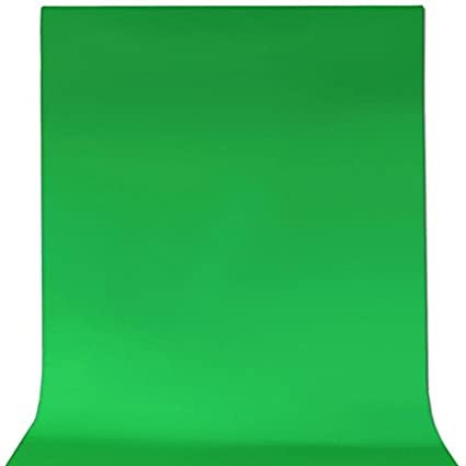 amazon com ephotoinc 5 x 7 feet cotton chromakey green screen