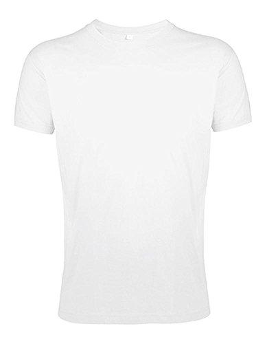 SOL´S Regent Fit T-Shirt, XS, White