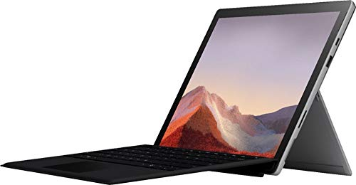 Microsoft Surface Pro 7: 10th Gen i3-1005G1, 4GB RAM, 128GB SSD, 12.3