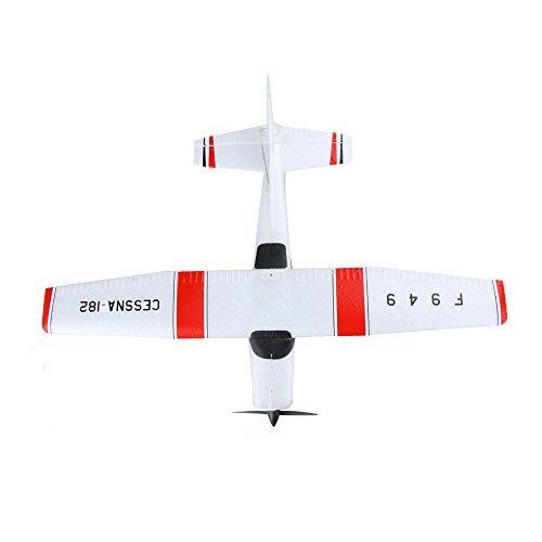 Original Wltoys F949 2,4 G 3Ch RC Flugzeug Fixed Wing Flugzeug Outdoor Spielzeug (Wltoys F949 Flugzeug; 2.4 G Outdoor Plane)