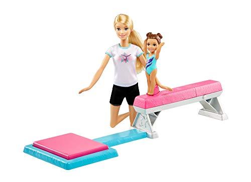 Barbie Flippin Fun Gymnast [Amazon Exclusive]