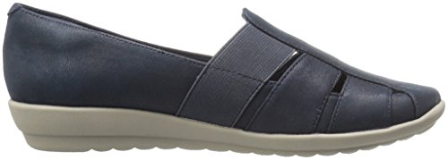 Easy Spirit Tessuto navy Alani navy Canvas Mocassino rrfxdv1w7q