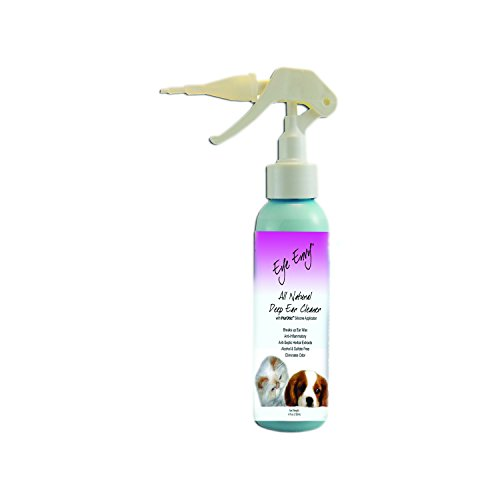 Eye Envy All Natural Deep Ear Cleaner W/applicator - 4oz