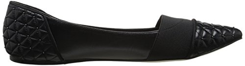 Papell Flat Kate Adrianna Black Women's fBxq0BwC