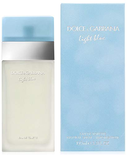 LIGHT BLUE By Dolc Gabban edt spray 6.7oz 200ml for Women
