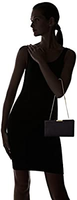 MILLY Haircalf Small Frame Clutch