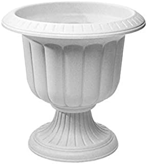 product image for Classic Urn Planter, Stone, 14-Inch - 2 Pack