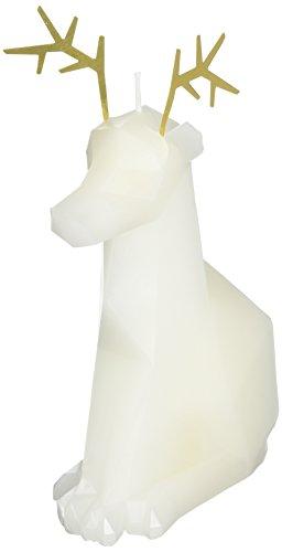 PyroPet Candles Dyri Candle, White