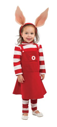 Deluxe Olivia Toddler Costume - -