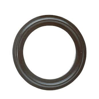 EPDM GasketTri Clamp 2 inch Peroxide Cured Flanged FDA - 10 Pack