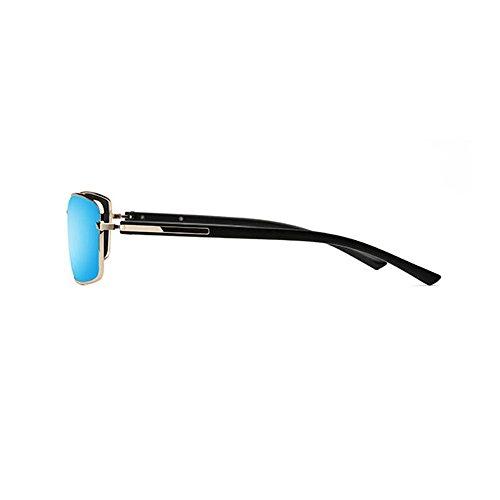 Hombre Definición Color YQQ 5 Anti De de Polarizados Vidrios sol Gafas Conducción Conducción Gafas De De Deporte De 1 Moda Reflejante Alta Gafas Espejo qz11t4P