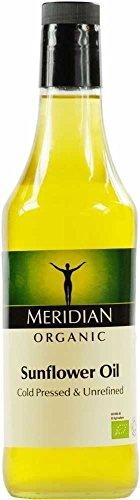 Meridian Organic Sunflower Oil - 500ml by Meridian