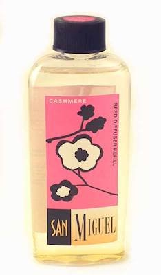 Pomeroy Cashmere Reed Diffuser Refill by San Miguel ()