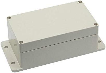 blanc unit/és dalimentation Bo/îte de d/érivation SenRise /étanche IP65 ABS Bo/îtier de projet /électrique 27 Taille Boitier pour projets /électroniques