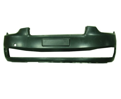 OE Replacement Hyundai Accent Front Bumper Cover (Partslink Number HY1000163)