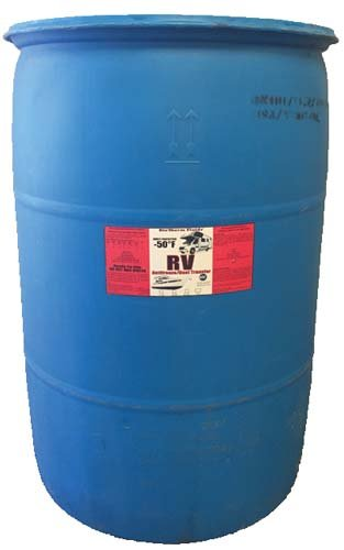 BioTHERM Fluids RV Antifreeze and Heat Transfer Fluid 55 Gallon by BioTherm Fluids