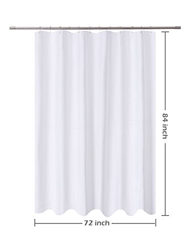 Check expert advices for gray shower curtain liner extra long?