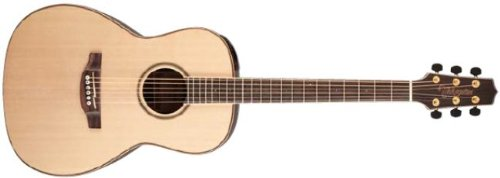 Takamine GY93E-NAT New Yorker Acoustic-Electric Guitar, Natu