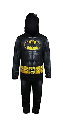 DC Comics Batman Dark Knight Uniform Men's Union Suit, Medium ()