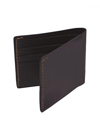 dbbff68de4cb Amazon | Kronen Soehne メンズ クラシック レザー 二つ折り 財布 KWA021 | Kronen Soehne | 財布