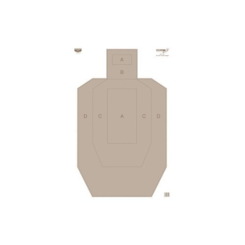 shooting targets idpa - 5