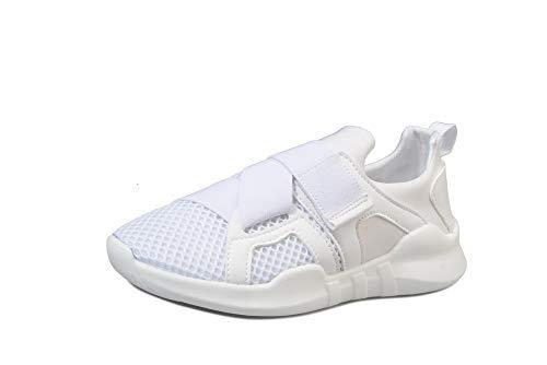 Blanco cuña Mujer Sandalias DGU00491 AN con wxg8XwR
