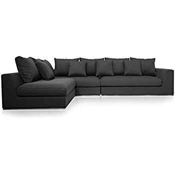 sale rev w furniture shaw products pull licorice chaise reversible and smart with lounge sofa modular living bed out