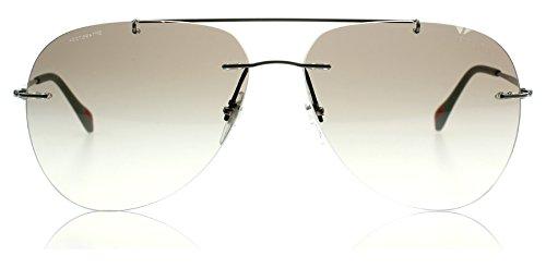 Prada (Linea Rossa) PS50PS Sunglasses-ROV/4M1 Green (Green Grad - Sunglasses Prada Green