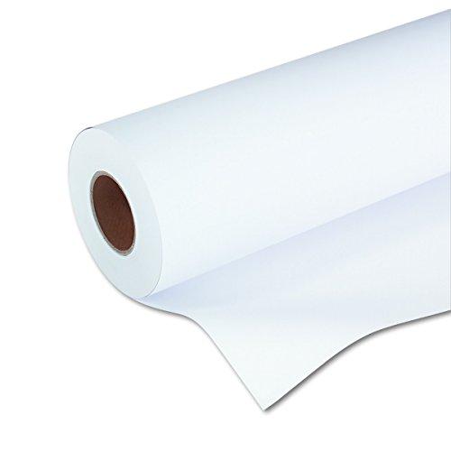 """Papel para gran formato para inyección de tinta HP C6567B Designjet, 4.9 mil, 42 """"x 150 pies, blanco"""