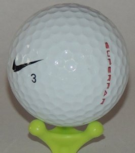 36 Nike Mix Golf Balls Grade A With Free Tee's and Magnetic American Flag Golf Ball Marker/Hat Clip